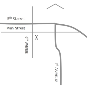 Main St Map